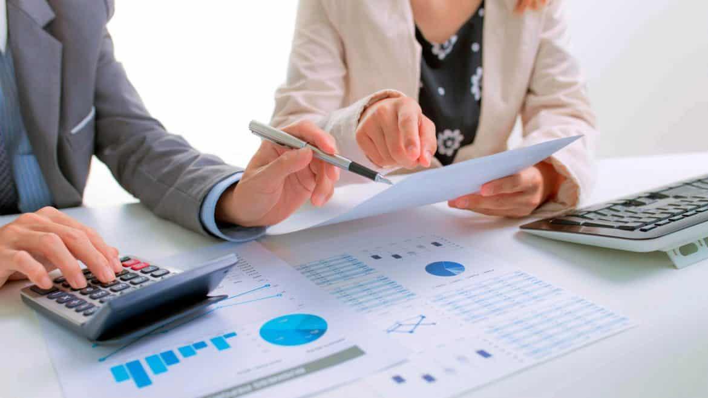 consolidação de contas